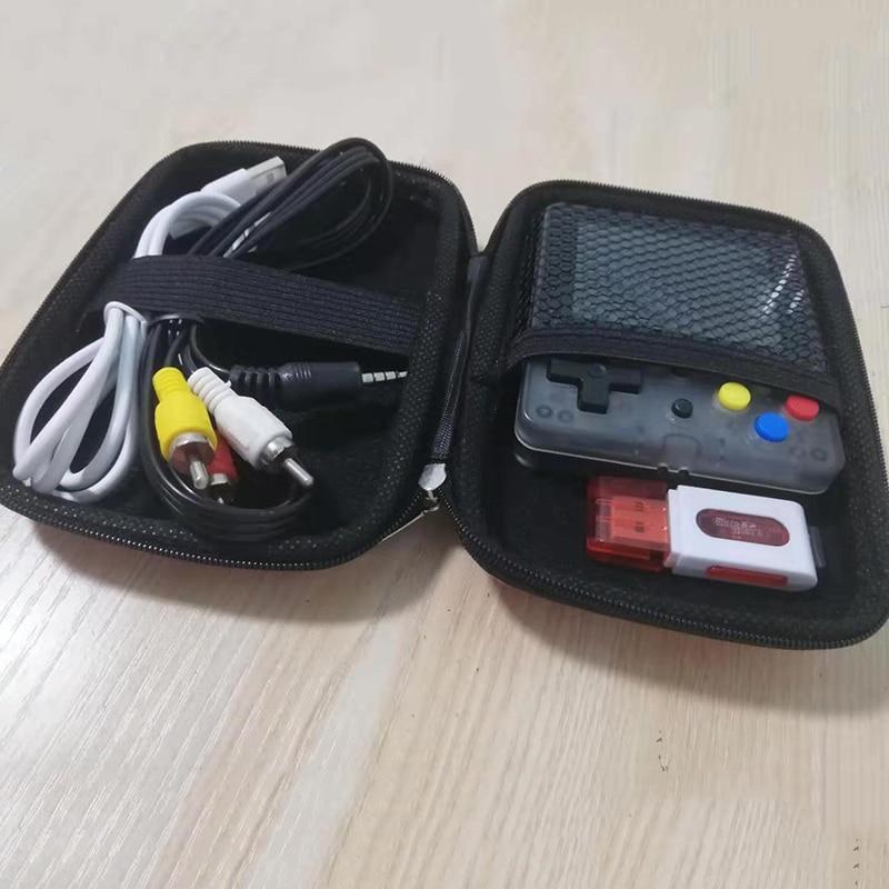 Защитный Карманный мешок для нового Bittboy и LDK игровой консоли портативный жесткий ящик Защитная сумка для хранения чехол для PocketGo
