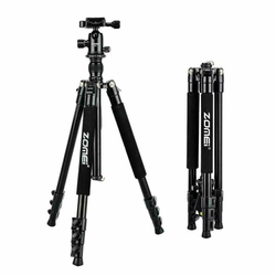 Portable Tripod For Camera Canon Nikon DSLR Aluminium Lightweight Travel Tripod Camera Stand Profesional Gorillapod Stativ