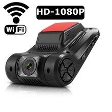 цены Novatek 96658 Car DVR New Wifi Hidden Mini Camera Registrator Dash Cam FHD 1080P WDR Night Vision Digital Video RecorderG-sensor
