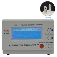 MTG 1000 Multifunctional Durable Timing Test Watch Timegrapher Clock Calibration Tool Machine Lightweight Mechanical Accurate