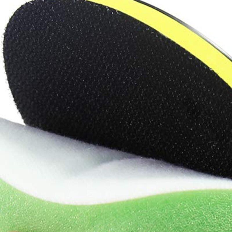 cera de polimento pads para carro remove riscos 03