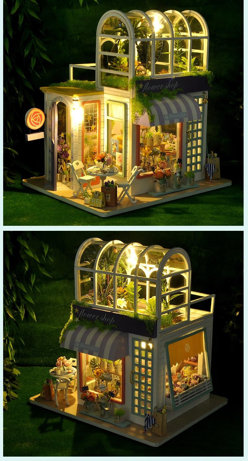 H286fcbbc7491462facca42301f8ccbeee - Robotime - DIY Models, DIY Miniature Houses, 3d Wooden Puzzle
