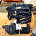 Saucezhan Mens Jeans Wabash Work Jeans Vintage American Railroad Worker Cargo Pants Selvedge Denim Jeans Cotton Soft