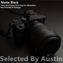Camera Skin Guard Decal Protector Matte Black For Sony A7R4 7R VI A9M2 alpha 9 II Anti scratch Wrap Film Sticker Cover