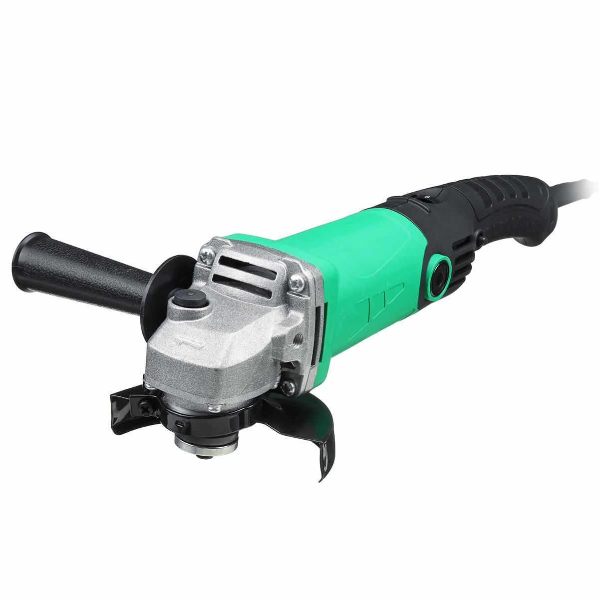 2000W Electric Angle Grinder 6 FIiles Speed Polishing Polisher Grinding Metal Stone Wood Cutting Woodworking Grinder Power Tool