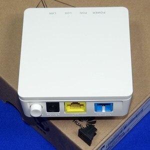 Image 3 - منفذ EPON HG8010H EPON 1GE ONU ONT مع 1 يوضع على وضع FTTH ، الفئة C + ، جهاز توجيه Epon