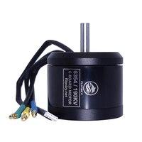 Flipsky Brushless Sensored Motor for Electric Bike/Skateboard BLDC Belt Motor 6354 190KV 2450W Shaft 8mm