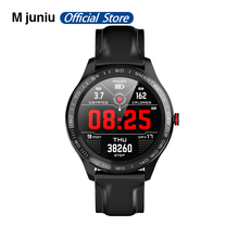 L8 L9  Smart Watch for Men IP68 Waterproof  ECG PPG Blood Pressure Heart Rate Sports fitness watch for Android IOS