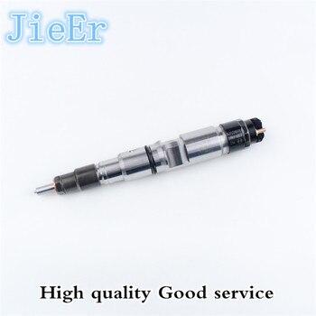 حاقن وقود 0445120266 ل Weichai الديزل محرك WP12 612640090001