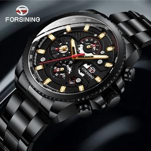 FORSINING Mechanical Watch Men