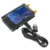 אנטנה vhf uhf 50kHz Analyzer Network אנטנה - 900MHz UHF דיגיטלי תצוגת המסך מקצועי VHF MF E65A (5)