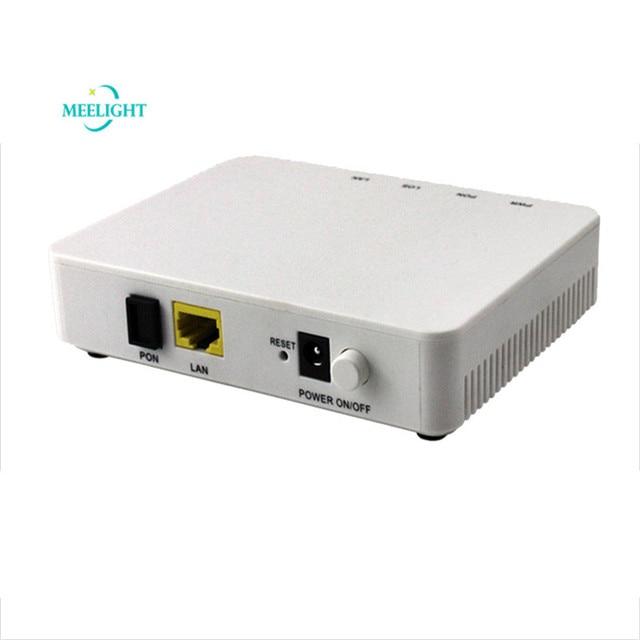 10 Pcs EPON ONU FTTH Gigabit Fiber Modem For Single Port Terminal Communication Equipment