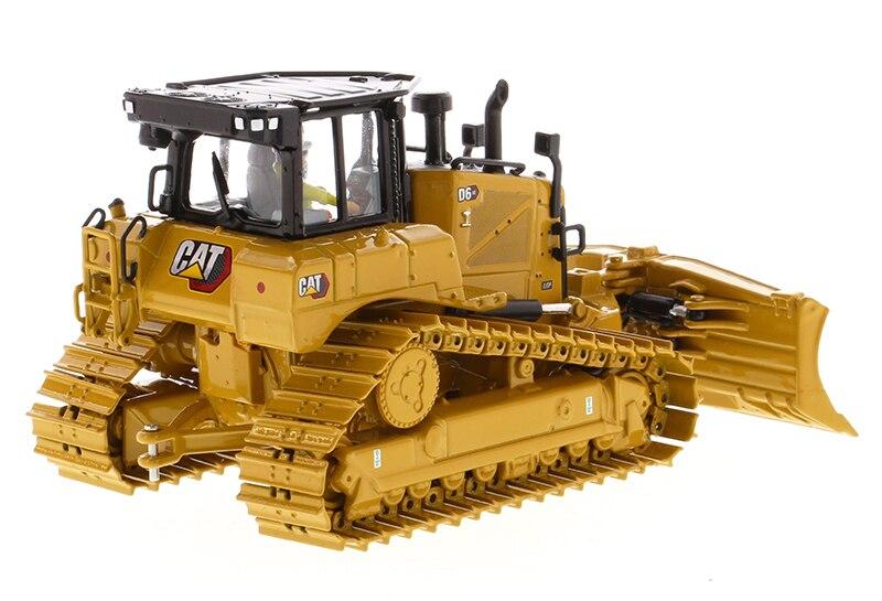 DM 85554 1: 32Cat D6 XE LGP Гусеничный Трактор БУЛЬДОЗЕР с VPAT лезвие игрушка