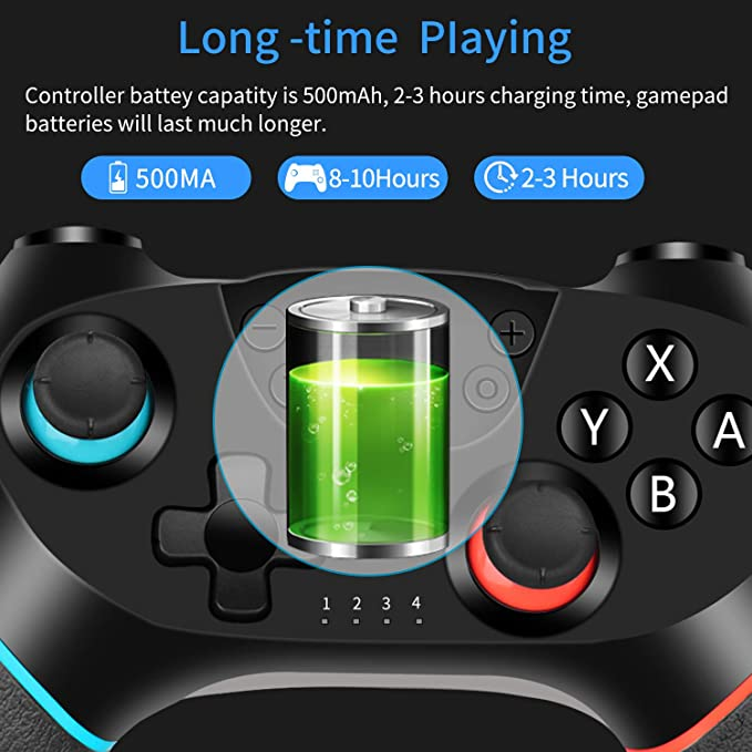 lowest price Wireless Joystick For NS Switch Pro Controller Switch Remote Gamepad RegeMoudal Wireless Controller for Nintendo Switch Game