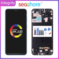 6.4ORIGINAL For SAMSUNG Galaxy A50 LCD Touch Screen Digitizer Assembly For Samsung A50 Display withFrame Replacement A505F A505