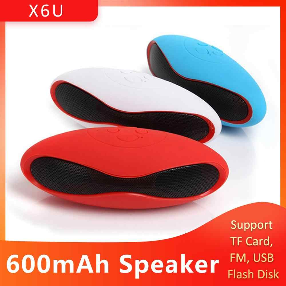 Mini Bluetooth Speaker Portable Wireless Speaker Sound Sistem 3D Musik Stereo Surround Tf Usb Super Bass Kolom Sistem Akustik