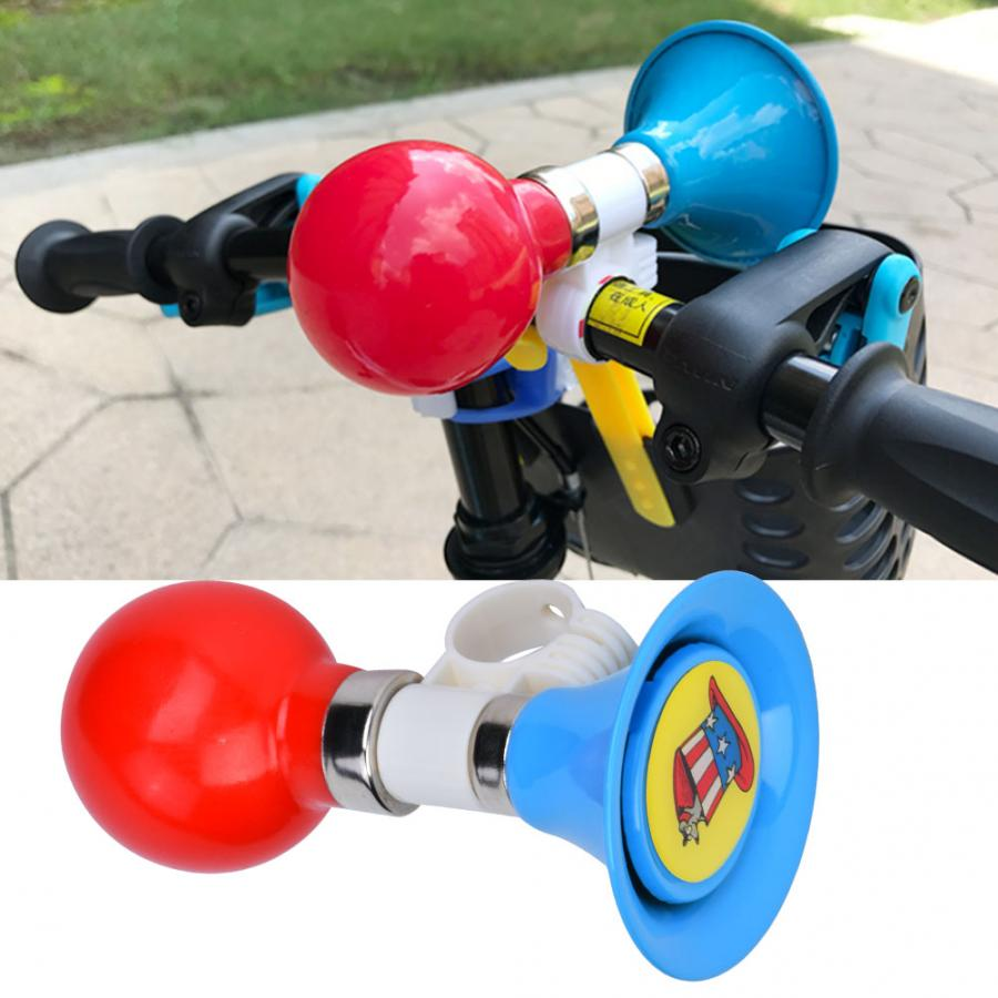 KSdeal Bike Bell for Kids Boys Toddlers,Aluminum Bicycle Bell Childrens Bike Accessory,Loud Crisp Clear Sound for Bike