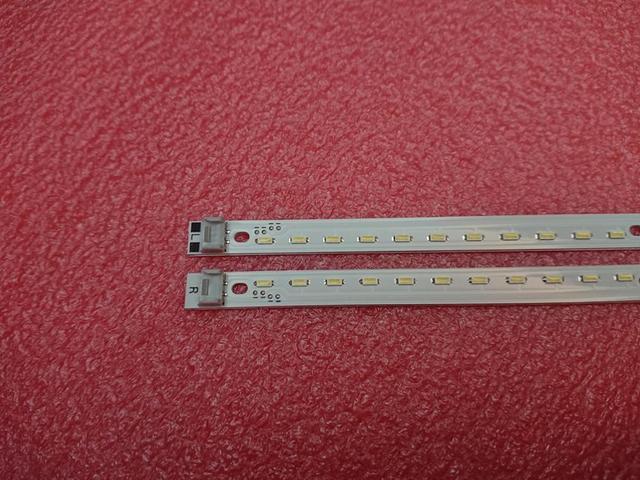 ใหม่ 2pcs 64LED 475 มม.LED stirp สำหรับ TH L42E30W LG 42F1 42F102 NLAW20103R NLAW20103L 111116A 0354 11063C 0315