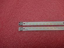 Nova 2pcs 64LED backlight 475 milímetros LED stirp para LG 42F1 TH L42E30W 42F102 NLAW20103R NLAW20103L 111116A 0354 11063C 0315