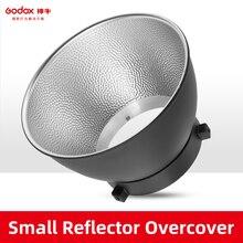 160mm padrão pequeno refletor bowens montagem para godox studio strobe foto flash luz