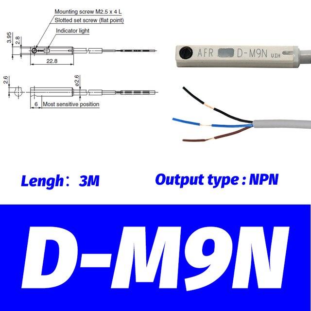 SMC interrupteur automatique à montage Direct   Interrupteur automatique à état solide, Type