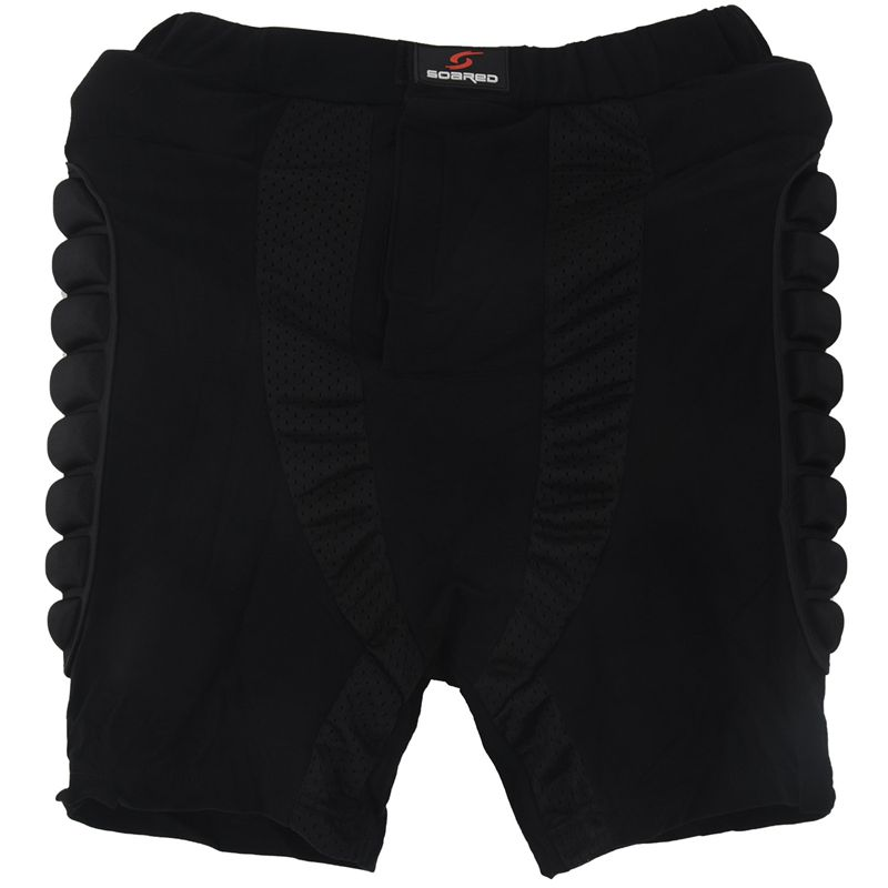 Outdoor Gear Hip Protective Shorts Skate Skating Snowboard Pants, Black L