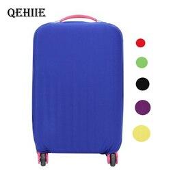 Capa de bagagem de viagem quente trolley caso protetor mala capa de poeira para 18