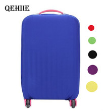 "Hot Travel Luggage Cover Trolley Protective Case Suitcase Dust Cover for 18"" - 30""Luggage Baggage Bag covers Travel Accessories(China)"