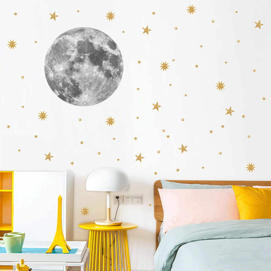 Wall Sticker Wall Art Home Decoration Accessories Bedroom Decor Wall Stickers Home Decor Living Room W0805 Wall Stickers Aliexpress