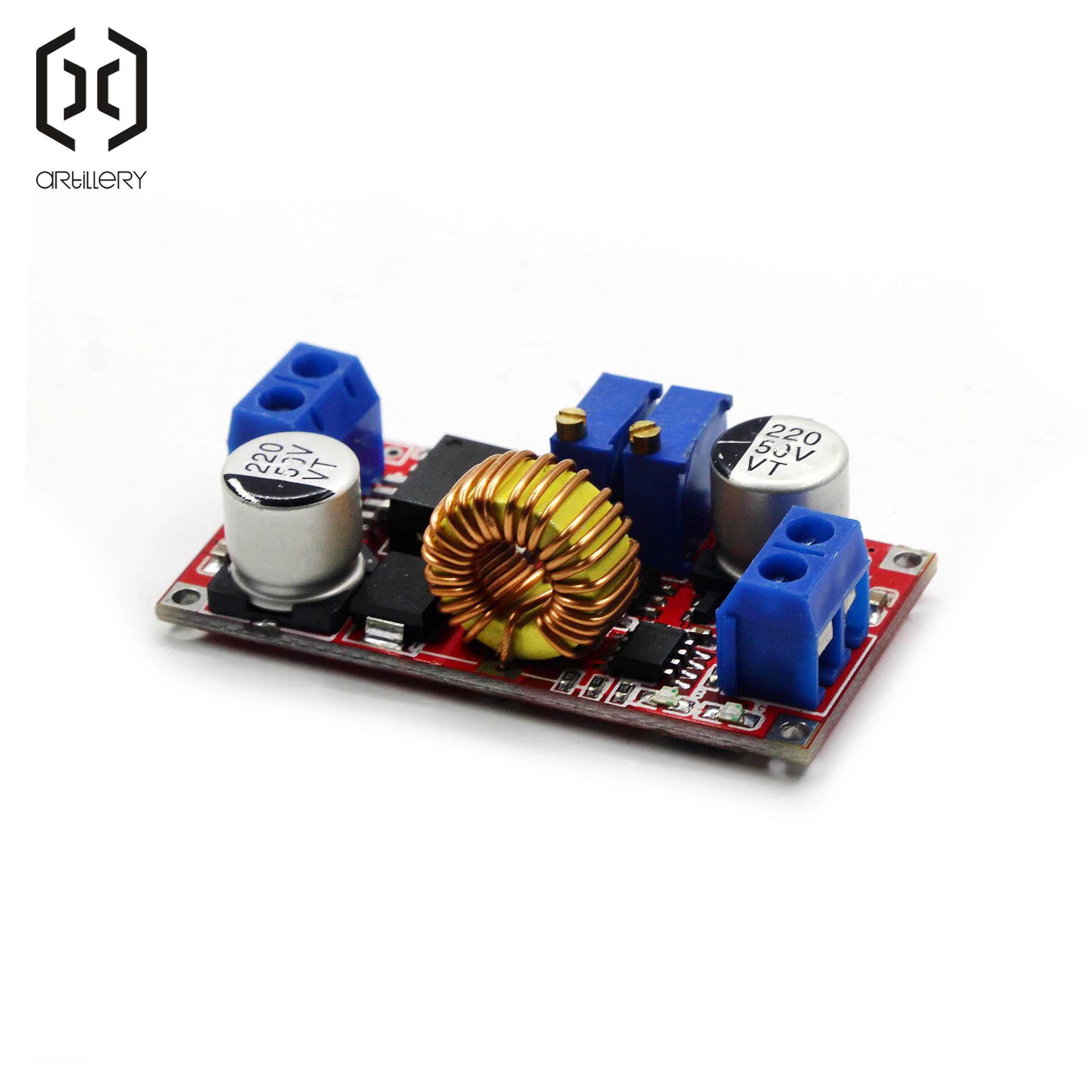 Originele 5A DC naar DC CC CV Lithium Batterij Step down Opladen Board Led Power Converter Lithium Charger Step Down module XL4015
