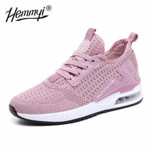 Image 3 - 2020 جديد للجنسين الرجال النساء أحذية رياضية تنيس Feminino منصة ضوء حذاء كاجوال مريحة سلة فام مكتنزة حذاء رياضة حجم 36 45