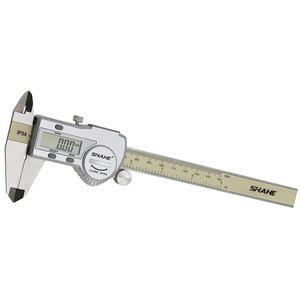 Image 4 - shahe digital vernier caliper  gauge paquimetro electronic digital caliper paquimetro digital 150 mm measuring tool