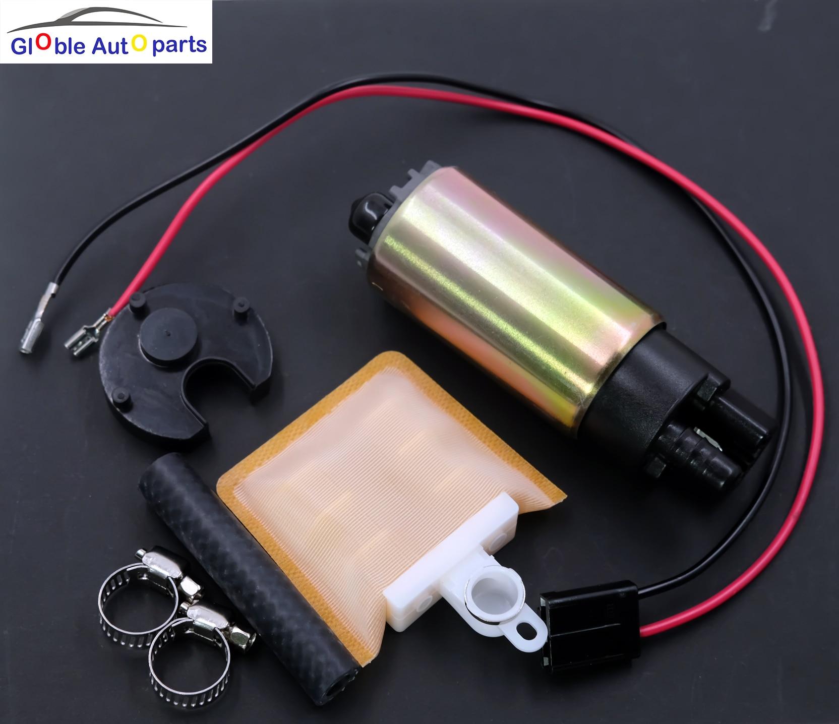 Uniwersalny 255Lph wysoki przepływ elektryczna pompa paliwa dla Kia Suzuki Dodge Ford Honda Acura chevrolet Mitsubishi Mazda Nissan toyota