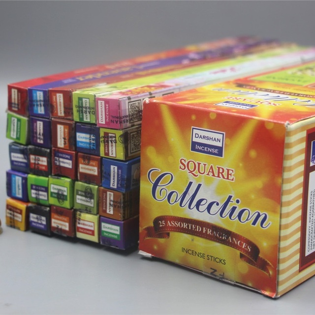 Tibetan 10 / 25 Smells India Stick Incenses White sage Sandalwood Natural Household Indoor Clean Air Indian Incense Sticks 5