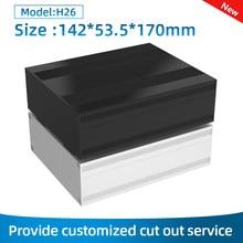 Digital Maltimeter Enclosure Battery Monitor Photoelectric Technology Aluminum Box H26 142*53.5mm