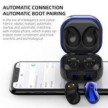 S6 plus tws fones de ouvido com cancelamento ruído sem fio bluetooth fone esportes em botões para samsung galaxy todos os telefones inteligentes