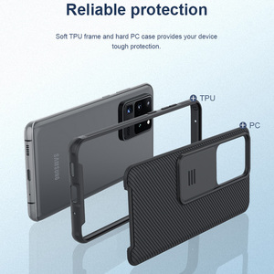 Image 3 - Nillkin CamShield Slide Camera Cover For Samsung Galaxy S20 Ultra S20 Plus Lens Protection Case