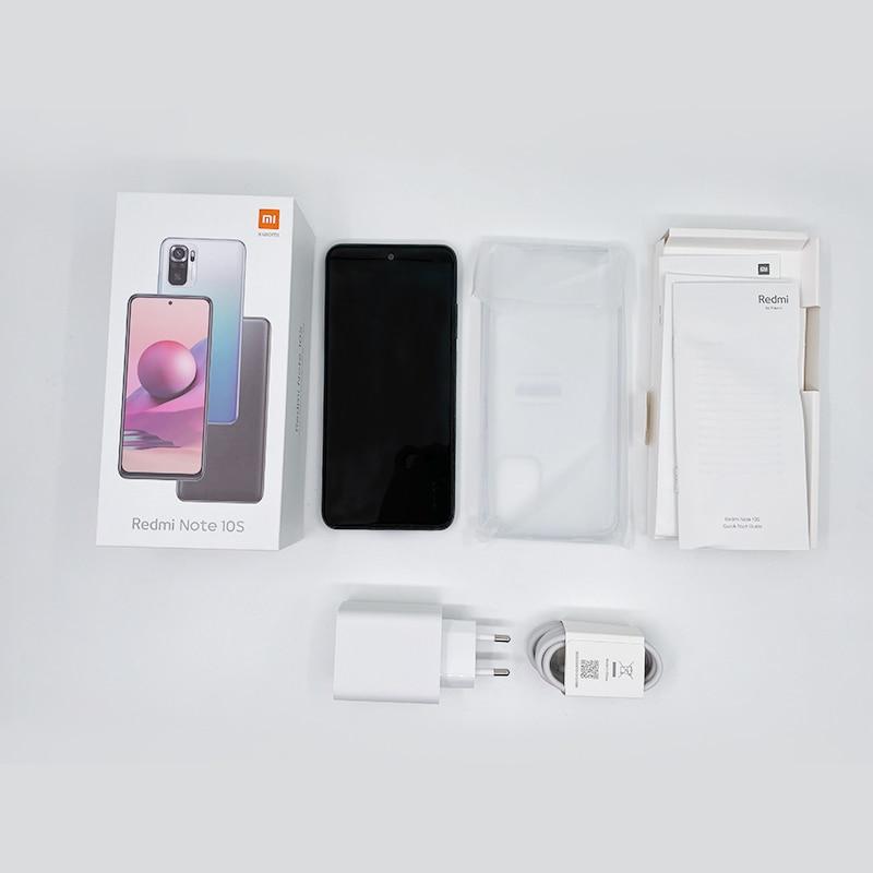 Global Version Xiaomi Redmi Note 10S  5