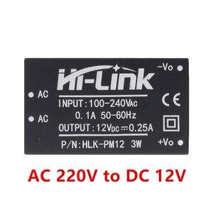 Image 5 - 10 個HLK PM01 HLK PM03 HLK PM12 AC DC 220vミニ電源モジュール、インテリジェント家庭用スイッチ電源モジュール