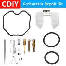 цена на PZ27 Carburetor Carb Repair Rebuild Kit Fit For 125cc-150cc Motorcycle ATV Quad Dirt Bike Engine Carburetor Fuel Supply System