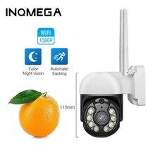 Camera Waterproof V380-App Outdoor Ptz Wifi Detect-Color Night-Vision ONVIF Human 2MP