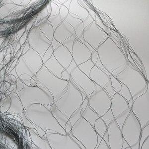 Image 5 - 3 레이어 핀란드 gillnet 크기 1.8*(30 또는 60) 미터 야외 캐치 낚시 그물 multifilament 나일론 캐스트 네트워크