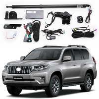 For Toyota Prado side open electric tailgate, leg sensor, automatic tailgate, luggage modification, automotive supplies