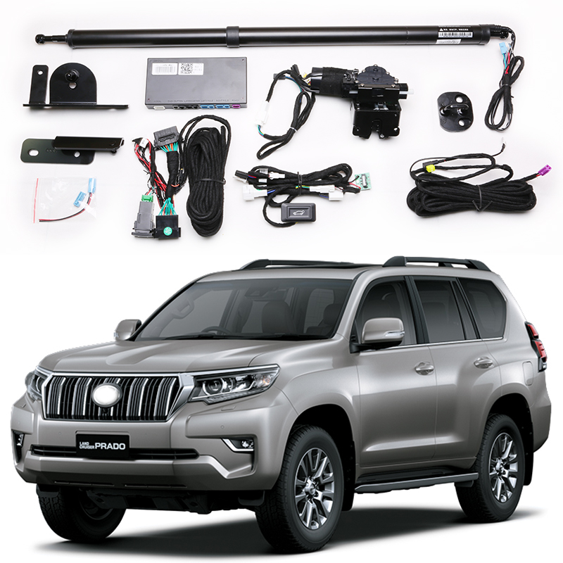 For Toyota Prado Side Open Electric Tailgate, Leg Sensor, Automatic Tailgate, Luggage Modification, Automotive Supplies