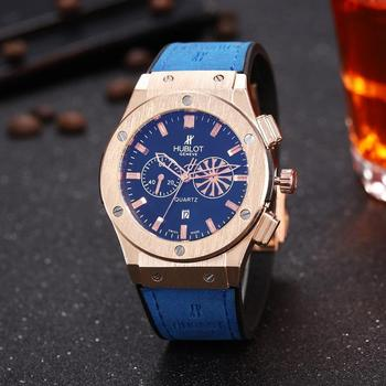 Luxury Brand Quartz Mens Watches Quartz Watch Stainless Steel Strap Men's Wristwatch Classic Business Dress Men's Watch 9850
