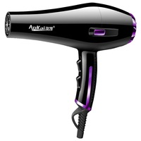 ITAS1276 Professional Hairdresser High-power Hair Dryer Barber Shop Negative Ion Hair Blower Wholesale Gloden Purple Blue