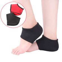 2Pcs Plantar Fasciitis Therapy Wrap Foot Heel Pain Relief Sleeve Heel