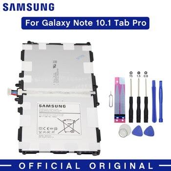 цена на Samsung Original Tablet Battery T8220E T8220C 8220mAh For Samsung Galaxy Note 10.1 Tab Pro P600 P601 P605 P607 SM-T520 SM-T525