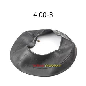 Размер 4,00-8 внутренняя труба с прямым клапаном для тележек тележки лужайка Тракторная шина 4,00/4,80-8 (4,80/4,00-8