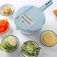 Kitchen Oracle Multifunctional chopping Oracle potato wire wipe silk Oracle household planer Potato chip slicer(China)